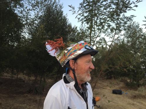 "The ""Chief's Birthday Headdress"
